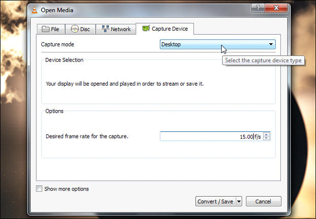 How to record live programs on VLC media player? - IPTV Subscription