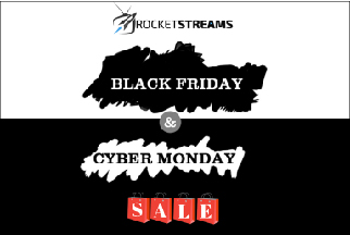"Black Friday & Cyber Monday Sale 2018! (COUPON: ""BlackCyber2018"")"