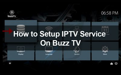 How To Setup Buzz TV With Rocketstreams IPTV Service
