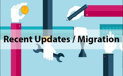 Recent Updates / Migration